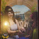 ローマの特産物を片手に女神さまに愛されよ「コンコルディア/Concordia」