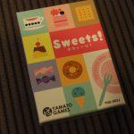 お酒のお供にスウィーツが抜群!?ボードゲーム「スウィーツ!(Sweets!)」