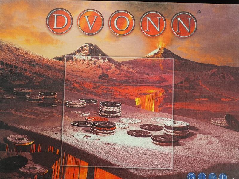 テンポの良さとダイナミックな終息が美しい「デュボン/Dvonn」