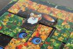 たぬきだー!キツネだー!紅葉だー!木の実と紅葉の美しいパズル「インディアンサマー/Indian Summer」